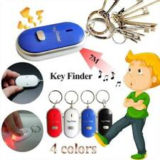 Whistle Key Finder Flashing Beeping Remote Lost Key Finder Locator Keyring