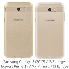 Case-Mate Naked Tough Case Samsung Galaxy J3 (2017) J3 Emerge Express Prime 2