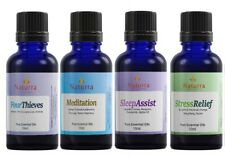 WellBeing Essential Oil Blend  Stress Relief  Four Thieves Sleep  Meditation