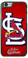 Custom ST LOUIS CARDINALS LOGO phone case cover for iphone samsung htc