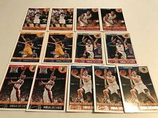 2013-14 Hoops #62 LeBron James. 25 CARD ASSORTED LOT AS PICTURED
