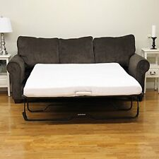 4.5/5 Sleeper Sofa Mattress Pull Out Couch Twin,Full,Queen Size Memory Foam Bed