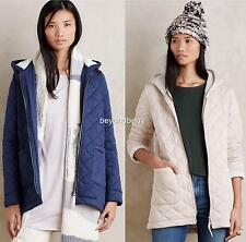 NEW Anthropologie Hooded Gwynn Jacket by Saturday/Sunday  Size XS