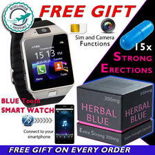 Herbal Blue sex Extra strong and Long Lasting supplement male  Erection 300mg