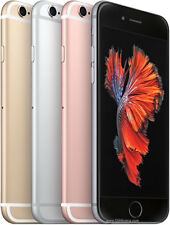 Apple iPhone 6S - 16GB 32GB 64GB  - Gold/Silver/Grey/Rose- UNLOCKED *NEW*