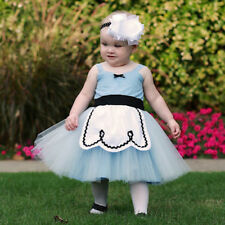 Baby Girl Birthday Party Dress Children's Clothing Fancy Dresses Toddler Baby