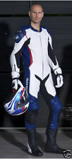 BMW Sports Motorcycle Leather Suit Motorbike Racing Leather Suit CE Armors