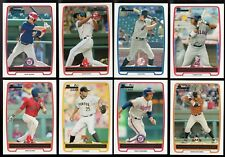 2012 Bowman Prospects Complete Team Set 18 Available Rookie RC PROS 1st Card