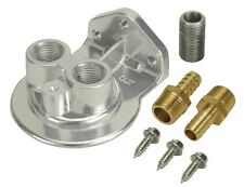 Engine Oil Filter Remote Mounting Kit Derale 13005