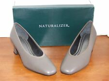 Naturalizer Laurel Fall Taupe Leather Pumps