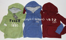 NWT! ABERCROMBIE by Hollister Womens Hoodie Sweatshirt Pullover Jacket XS,S
