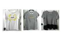 KATE SPADE Broome Street T-Shirts Size Medium NWTs 3 DESIGNS TO CHOOSE FROM Deal