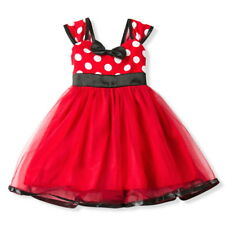 Tulle Lace Baby Girl Dresses Pleated Polka Dot Brand Girls Clothes for 2 3 4 5