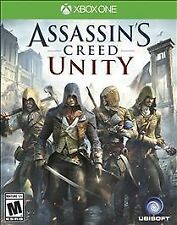 Assassin's Creed: Unity (Microsoft Xbox One, 2014) (Instant messaged code)