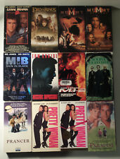 VHS Movies for Sale! $1 each +Shipping! (family/action/drama/comedy/horror, LOT)