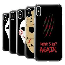 STUFF4 Back Case/Cover/Skin for Apple iPhone X/10/Horror Movie Art