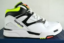 REEBOK PUMP OMNI LITE URBAN LE White Shoes Shoes Trainers Size Selectable