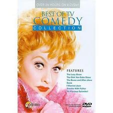BEST OF TV COMEDY COLLECTION  (DVD, 2008, 6-Disc Set) BNISW OVER 25 HOURS