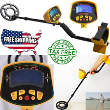 MD-3010II Metal Detector Underground Gold Silve Digger Hunter Deep Sensitive W1