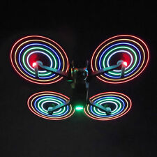 New LED Flash Quick Release Low Noise Propellers for DJI Mavic Pro/Platinum Hot