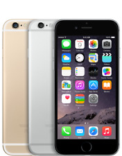 Apple iPhone 6 16GB 4G LTE 4.7'' Factory Unlocked Smartphone Grey Gold