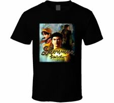 Shenmue Sega Dreamcast Classic Video Game T Shirt