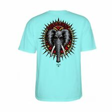 POWELL PERALTA MIKE VALLELY ELEPHANT CELADON MENS T-SHIRT