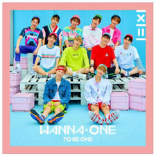 K-POP WANNA ONE 1st Mini Album [1x1=1 (To Be One)] Pink ver / Sky ver Sealed