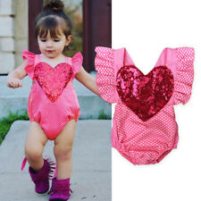 High quality Baby Rompers 2017 New fashion Sequins Baby Girls Clothes Cotton