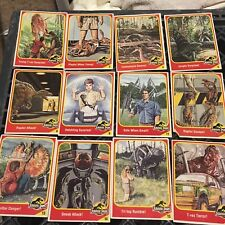 JURASSIC PARK COLLECTOR CARDS, KENNER
