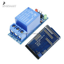 TFT LCD Expansion Board 1CH 5V Relay Module Touch Adjustable Shield for Arduino