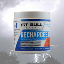 """FiT Bull Labs RECHARGE5.0 Pre-Workout """"The AfterMath"""" (35 Servings)"""
