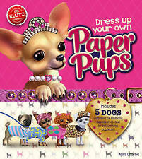 Dress-Up Your Own Paper Pups (Klutz), New, Editors of Klutz, Book
