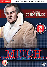 MITCH the complete series. John Thaw. 3 discs. New sealed DVD.