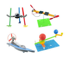 DIY Plastic Model Assemble Toy Class Science Educational Kit for Kids