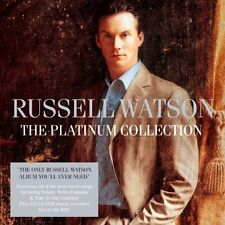 RUSSELL WATSON - The Platinum Collection (Cd 2010)