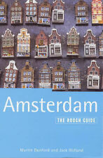Amsterdam: The Rough Guide by Martin Dunford, Jack Holland (Paperback, 2000)