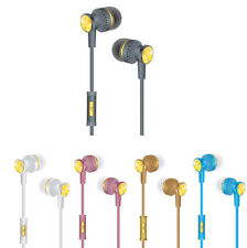 Universal 3.5mm In-Ear Stereo Earbuds Earphone Headset Headphone with Microphone
