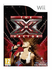 Nintendo Wii X-Factor game only used once (Nintendo Wii, 2010)