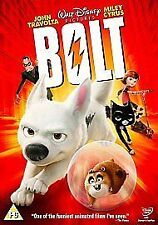 BOLT DISNEY DVD - USED VERY GOOD CONDITION