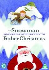 The Snowman + Father Christmas DVD (2008) Christmas Gift * BRAND NEW & SEALED *