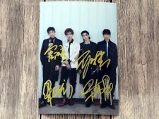 Signed New Meteor Garden 新流星花园 Autographed photo freeshipping