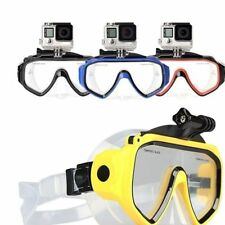 Diving Glasses Dive Scuba Mask Mount Accessory For GoPro Hero 4 3+ 3 2 SJ4000