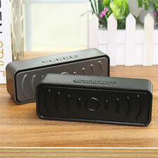Portable Wireless bluetooth Stereo Speaker Bass TF AUX FM For Smartphone Tablet