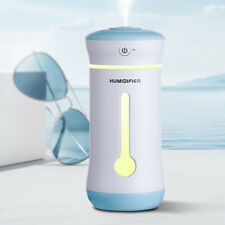 Air Humidifier Purifier Essential Oil Aromatherapy Diffuser LED Light Cool Mist