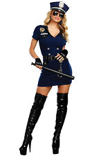 Police Officer Cop Pat U. Down Adult Costume