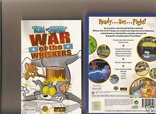 Tom and Jerry: War of the Whiskers (Sony PlayStation 2, 2003)