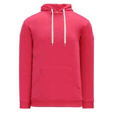 Classic Lace Athletic Kangaroo Hoodie - Pink - Athletic Knit