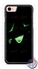Halloween Wicked Green Witch Phone Case for iPhone Samsung Google LG htc etc