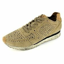Corkys Women's Oxford Active Sneaker Laser Cut Detail and Rubber Sole